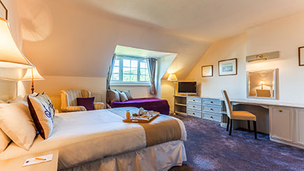 Hotel Escape With Dinner For Two At Rossett Hall Hotel  Cheshire