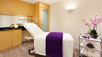 Deluxe Spa Package for Two at Crowne Plaza Marlow