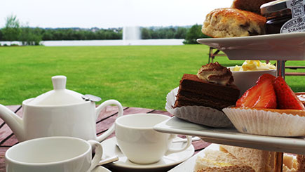 Spa Day with Classic Afternoon Tea for Two at Crowne Plaza Marlow