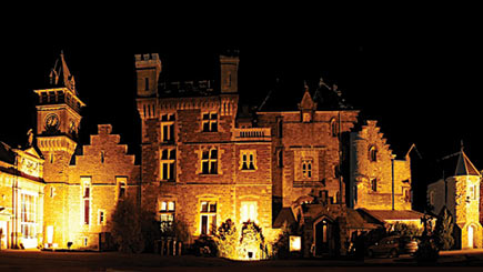 Hotel Escape for Two at Craig Y Nos Castle, Powys