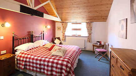 Farm Stay Escape for Two at Dairy Barns, Norfolk