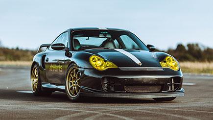 Porsche 911 GT2 Thrill and Hot Ride