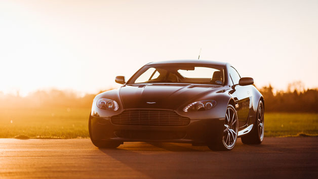 14 Lap Aston Martin Driving Experience in Hertfordshire