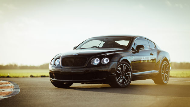 14 Lap Bentley Driving Experience in Hertfordshire