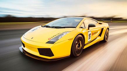 14 Lap Lamborghini Gallardo Driving Experience In Hertfordshire