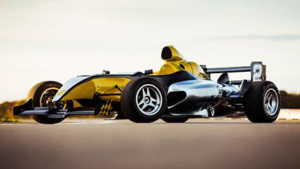 F1 Simulator Grand Prix Party For Ten In Hampshire