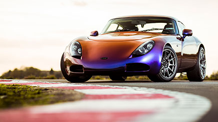 TVR Thrill and Hot Ride