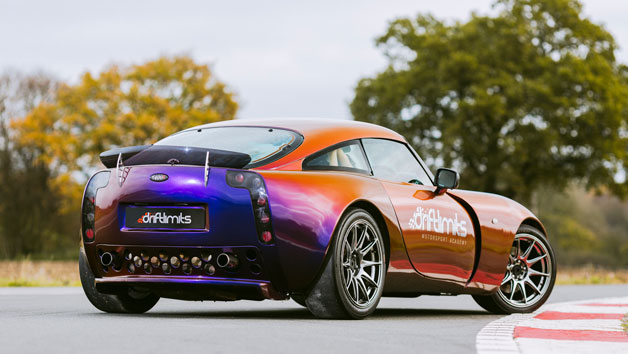 14 Lap TVR Driving Experience in Hertfordshire