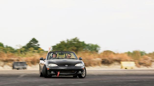 14 Lap Mazda Mx5 Drift Bronze Experience in Hertfordshire
