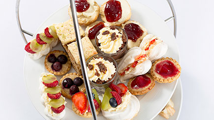 Afternoon Tea For Two At Tophams Hotel