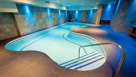 Spa Treat and Afternoon Tea for Two at Durley Dean Hotel and Spa