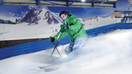 Introduction to Skiing