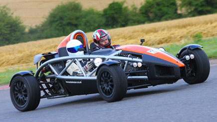 Ariel Atom Thrill at Prestwold