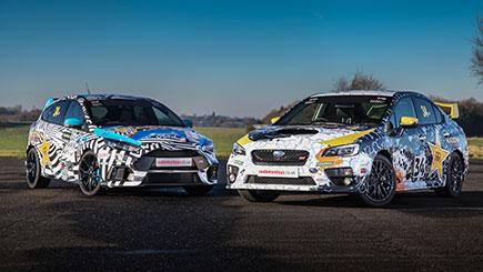 44% Off Subaru WRX And Ford Focus RS Blast