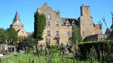 Country House Escape for Two at Dornoch Castle, Scottish Highlands