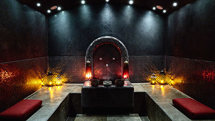 Luxury Moroccan Spa Day For Two At The Spa In Dolphin Square