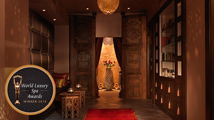 Heat And Treat Moroccan Spa Ritual At The Spa At Dolphin Square