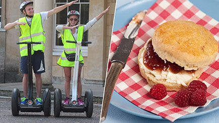 Segway Tour of Upton Country Park Estate and Afternoon Tea