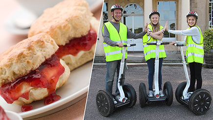 Segway Tour of Upton Country Park and Afternoon Tea for Two