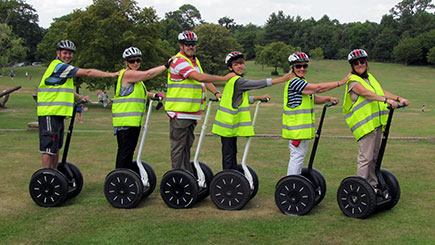Weekday Segway Tour of Upton Country Park Estate
