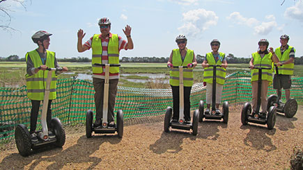 Weekday Segway Tour of Upton Country Park Estate for Two