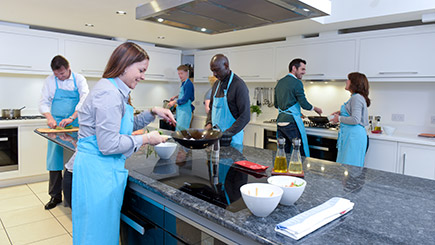 Asian Masterclass at Divertimenti Cookery School