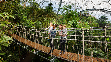 Eden Project Adult Ticket