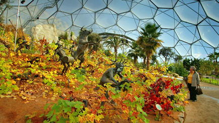 Eden Project Private Guided Mediterranean Tour for Two