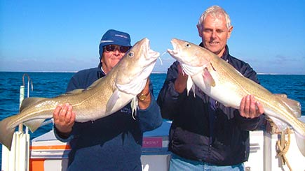 Deep Sea Fishing for Two