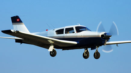 30 Minute Light Aircraft Flight In Staffordshire