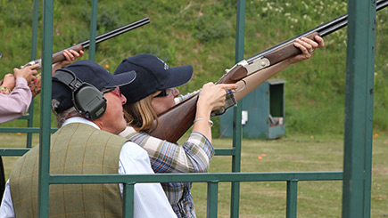 One Hour Shooting Lesson with EJ Churchill, Buckinghamshire