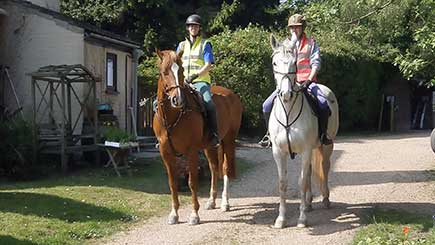Horse Riding in East Sussex Photo 1