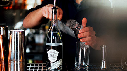 Spirit of Gin Tour and Tasting at East London Liquor Company