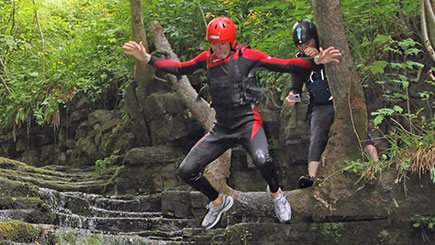Gorge Walking in Tyne and Wear