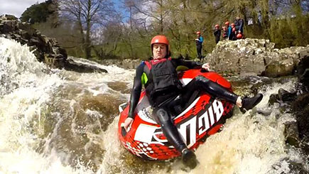 White Water Tubing In Tyne And Wear