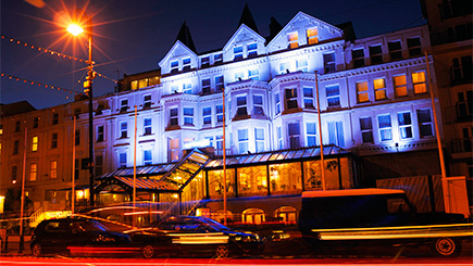 Two Night Hotel Escape for Two at The Isle of Man Empress Hotel