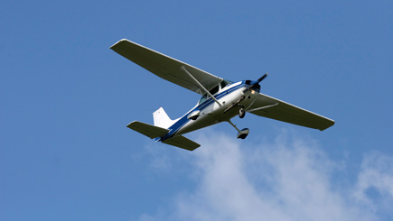 60 Minute Light Aircraft Flight In North Devon