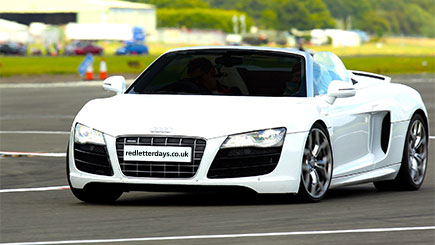Platinum Supercar Thrill at Brands Hatch