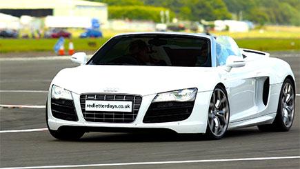 Platinum Supercar Thrill At Brands Hatch