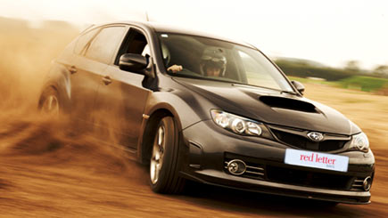 Rally Driving For Two In Loughborough