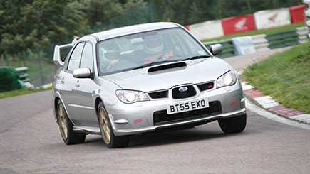 Rally Driving Thrill in Leicestershire