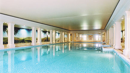 Relaxing Spa Day for Two at Champneys Eastwell Manor