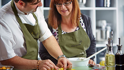 Full Day Cookery Course with SEASON, The Exclusive Cookery School