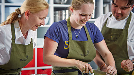 Luxury Cookery Masterclass with SEASON, The Exclusive Cookery School
