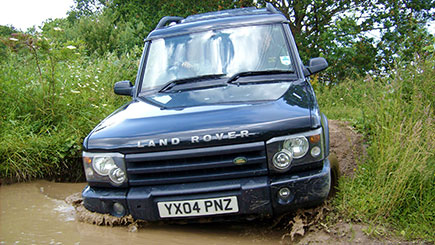 4x4 Off Road Adventure in Dorset