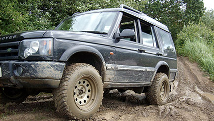 4x4 Off Road Taster in Dorset