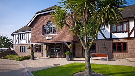 Spa Break For Two At Crowne Plaza Felbridge Hotel And Spa  West Sussex