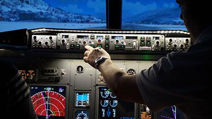 60 Minute Flight Simulator Experience In Lincolnshire