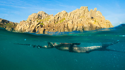 Discover Spearfishing Course in Cornwall