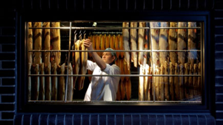 Smokehouse Tour for Two at H. Forman & Son